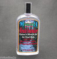 Neutralizer Liquid Miracle II 22ozChemical Free, pH BAL DETOX-CLEANSE FREE SHIP
