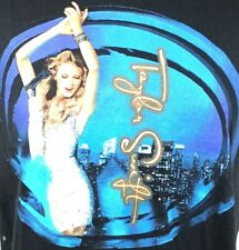 "2011 TAYLOR SWIFT ""Speak Now World Tour"" Concert Size SMALL Graphic T-Shirt"