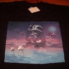 Vintage Style Star Wars The Empire Strikes Back Hoth T-Shirt 2Xl Xxl Atat