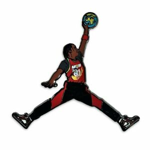 Cactus Jordan Lapel Pin •Travis Scott •Air Jordan Pin •Nike •Houston •Astro