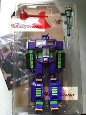 Masterpiece CK MP-10 EVA K.O OPTIMUS PRIME CONVOY Figure Toys In Box