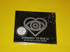 "CD + DVD ALL TIME LOW ""STRAIGHT TO DVD II"" PAST PRESENT AND FUTURE HEARTS LIVE A"