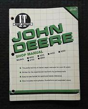 Genuine John Deere 4055 4255 4455 4555 4755 4955 Tractor I T Service Manual