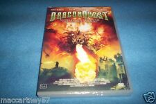 DVD DRAGONQUEST FILM FANTASTIQUE DRAGON GEANT