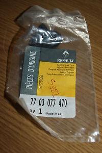 RENAULT LAGUNA CLIO III MODUS HOG RING CLIP REAR AXLE UNDERTRAY 7703077470