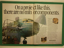 10/88 PUB MICRO SWITCH COMPONENTS HONEYWELL DOUGLAS AIRCRAFT AIRLINER AD