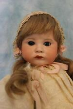"15"" Antique SFBJ 252 Pouty Toddler French Bisque Doll c.1910 Adorably Dressed"