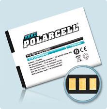 Polarcell Batterie Samsung Galaxy Music Gt-s6010 Battery Acku Akku
