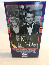 Night and Day (VHS) Cary Grant, Alexis Smith Jane Wyman (FJ)