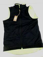 Specialized Utility Reversable Cycling Vest Men Black Neon Size  M Retail $179