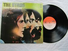 BYRDS LP TURN TURN TURN cbs / embassy 31526 .........EX