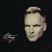 Sacred Love von Sting   CD   Zustand gut