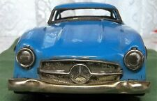 "300 BENZ MERCEDES SL Nomura/TN Nice 300SL 8.5""Tin 300-SL Blue Mercedes Benz-300"