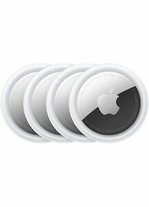 New Apple AirTag, Bluetooth Item Finder and Key Finder (4 pack)