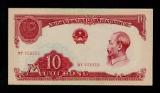 New listing Viet Nam 10 Dong 1958 Ny Pick # 74a Xf.