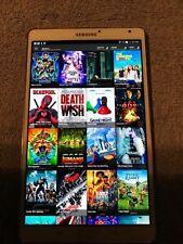 Samsung Galaxy Tab S SM-T700 16GB, Wi-Fi, 8.4in - Dazzling White w/Showbox