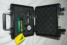 Analox O2 EII - Scuba Diving, Nitrox, Ox Analyser+ Pressure Gauge + BOX