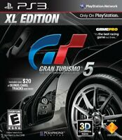 Gran Turismo 5 - XL Edition - Sony PlayStation 3 PS3