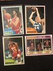 1981-82 Topps Basketball Cards 72