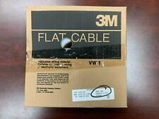 100 FT 3M 3365/10 Flat Ribbon Cable 10 Conductor 28 AWG