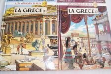 VOYAGE D'ALIX LA GRECE 2/2 MARTIN DE BROCHE 1997 BD