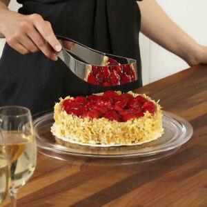 Stainless Steel Perfect Cake Slicer Cutter Serving Kitchen Utensils Gadget