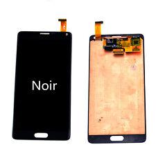Neuf Vitre tactile Noir et écran LCD assemblés pour Samsung Galaxy Note4 N910