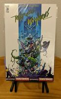 IDW - Transformers vs Visionaries #3, Cover A; New, VF/NM