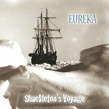 EUREKA Shackleton's Voyage CD RPWL Billy Sherwood YES Iona Troy Donockley Prog