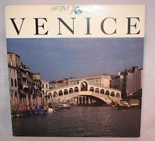 Laserdisc {H} * Artful Journeys * Venice ~ Gore Vidal ~ 934 Still Pictures