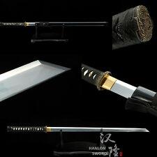 Japanese Sword Straight Blade Kiriha Zukuri Chokuto Ninjato Ninja Functional