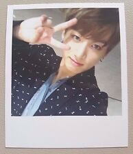 BTS JungKook WINGS 2nd Album official polaroid photo card