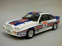 1:18 OTTO OT761 Opel Manta 400R Gr.B Rally San Remo Rothmans Toy Model Resin Car