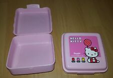 2x Brotdose Hello Kitty