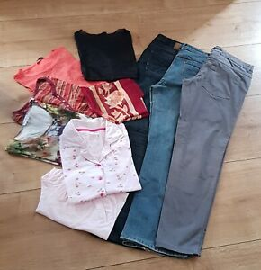 Damen Marken Kleiderpaket   Gr.44 -- 10 Teile s.Oliver   u.a.