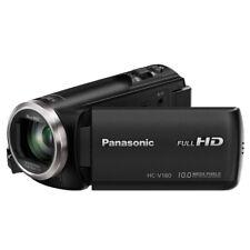 Panasonic HC-V180EG-K Full HD Camcorder schwarz 2,7 Zoll 28mm Weitwinkel