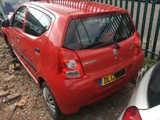 Suzuki Alto 2010-2015 Tailgate Only Red BREAKING FOR PARTS