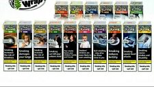 More details for 5/10/15/20 smoking wraps platinum double pack king size mixed assorted flavored