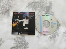 MICHAEL JACKSON CD SINGLE CARDSLEEVE GIVE IN TO ME 2 TRACK 6589461