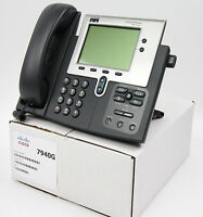 Cisco CP-7940G 7940 SIP IP Telephone PoE Lot