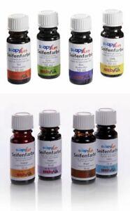 (24,90 EUR/100ml) Seifenfarbe 10 ml Seifen gießen soapyfun - Hobbyfun - Auswahl