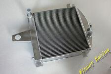 Aluminum Radiator For Mercedes Benz Oldtimer W136 170da 170 1949-1955 56mm