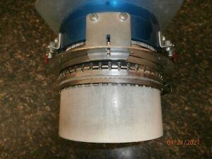 EFP008143  Barudan Embroidery Machine Hat Hoop Used Advantage Cap Framing Device