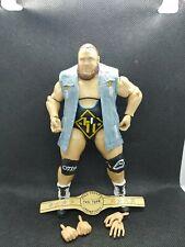 WWE Mattel Otis Heavy Machinery Elite Series #76 Figure Loose