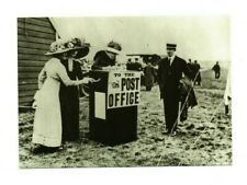First Airmail Service, Hendon Aerodrome, 1911 - Royal Mail Postcard
