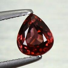 Pear Red Loose Zircons