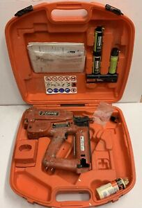 PASLODE IM250 2ND FIX TOOL WITH 2 BATTERIES