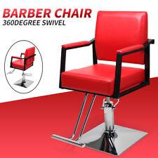 Hydraulic Barber Chair Classic Retro Salon Hair Styling Beauty Shampoo Equipment