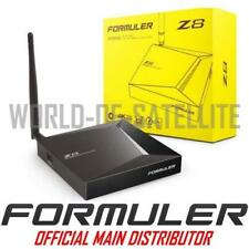 Formuler Z8 UHD 4K Android IPTV Media Streamer Dual band WiFi 2GB Ram 16GB EMMC
