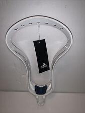 New listing Adidas EQT Bawse AI7230 Men's Unstrung Lacrosse Head Size 10 White